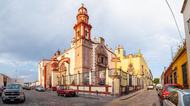 Queretaro Mexico historical centre | Emily Bron - International Lifestyle Consultant
